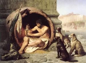 Imagen de Diógenes de Sinope